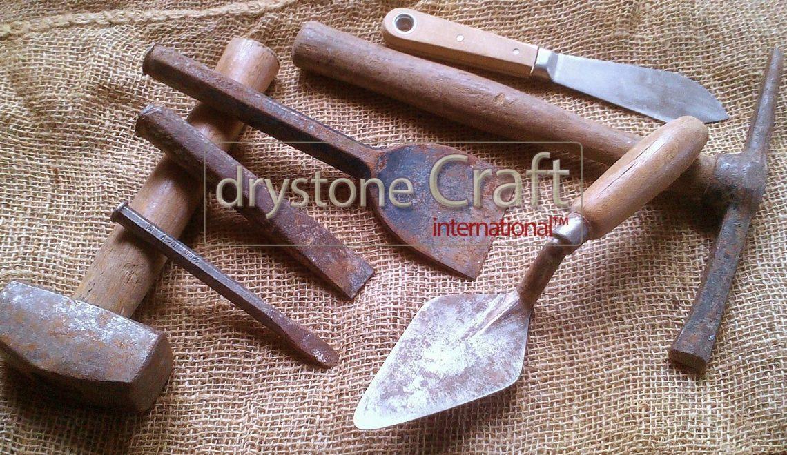Stonemason Dry Stone Waller Stone Restoration Lime Pointing